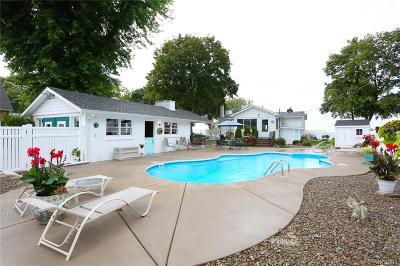 Single Family Home A-Active: 2329 Lake Road
