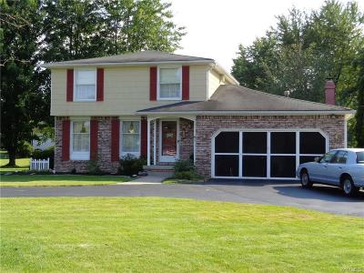 Clarence Single Family Home A-Active: 8345 Clarence Center Road