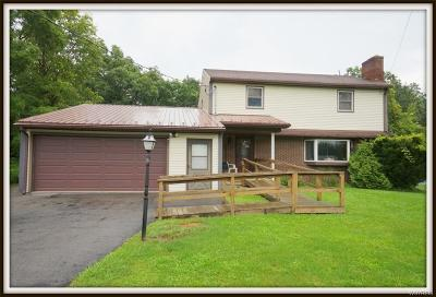Lewiston Single Family Home A-Active: 4829 Meyers Hill Road