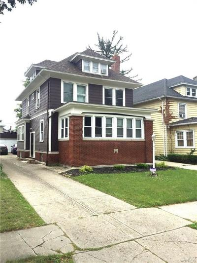 Buffalo Single Family Home A-Active: 33 Blaine Avenue