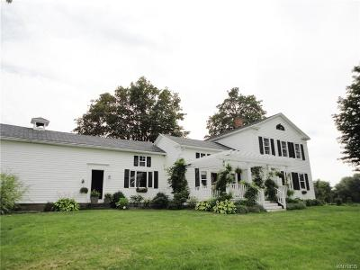 Livingston County Single Family Home A-Active: 1788 Dunkley Road