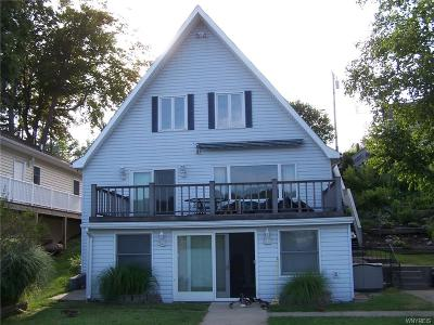 Allegany County, Cattaraugus County Single Family Home A-Active: 377 Lakeview Boulevard
