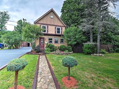 Little Valley Single Family Home A-Active: 430 Rock City Street