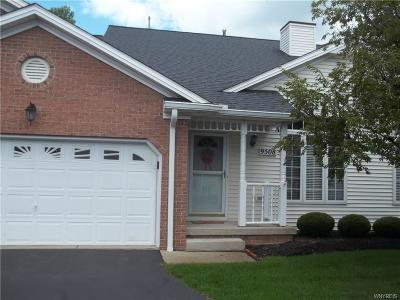 Clarence Condo/Townhouse A-Active: 9508 Village Mill Lane