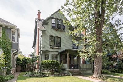 Buffalo Single Family Home A-Active: 541 Lafayette Avenue