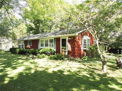 Orchard Park Single Family Home A-Active: 6662 Webster Road