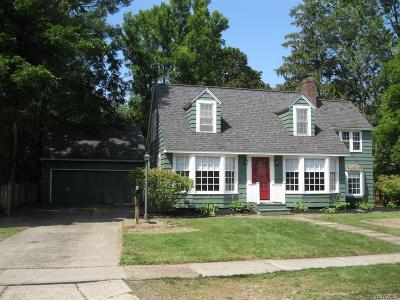 Hamburg Single Family Home A-Active: 144 Hunt Avenue