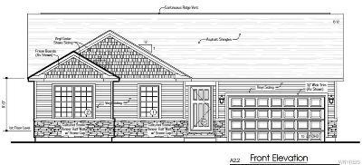 West Seneca Single Family Home A-Active: 9 Thistle Court