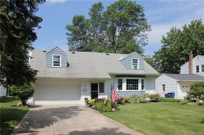 Amherst Single Family Home A-Active: 36 Wickham Drive