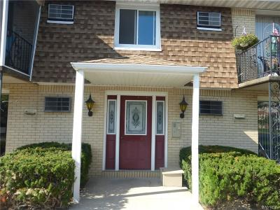 West Seneca Condo/Townhouse A-Active: 1112 Indian Church Road #26