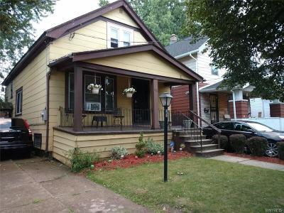 Buffalo Single Family Home A-Active: 35 Millicent Avenue