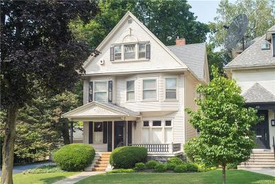 Buffalo Single Family Home A-Active: 51 Cleveland Avenue