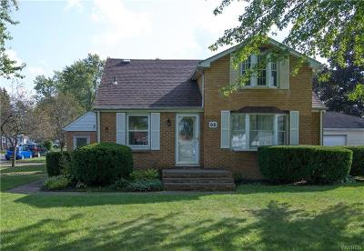 West Seneca Single Family Home A-Active: 66 Century Drive