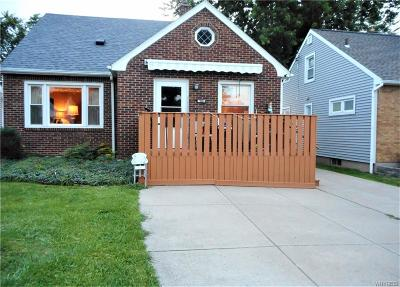 Amherst Single Family Home A-Active: 328 Grover Cleveland Highway