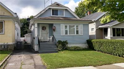 Buffalo Single Family Home A-Active: 661 Lasalle Avenue