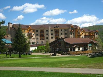 Ellicottville Condo/Townhouse A-Active: 6557 Holiday Valley Rd. 301/303