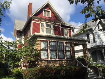 Buffalo Single Family Home A-Active: 34 Richmond Avenue