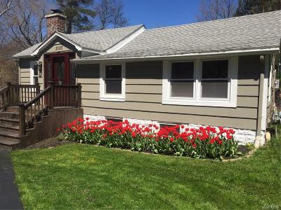 Orchard Park Single Family Home A-Active: 5356 Webster Road