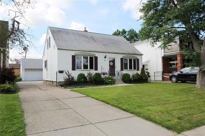 Tonawanda-Town NY Single Family Home A-Active: $129,888