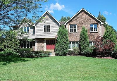 Amherst Single Family Home A-Active: 235 Crestwood Lane