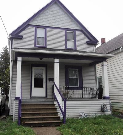 Buffalo Single Family Home A-Active: 47 Floss Avenue