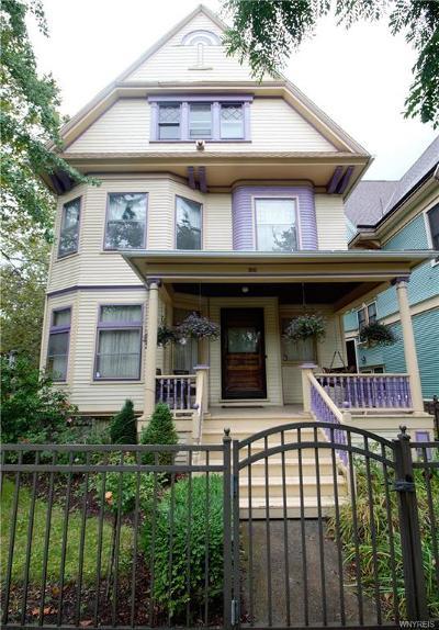 Buffalo Single Family Home A-Active: 310 Norwood Avenue