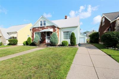 Tonawanda-Town NY Single Family Home P-Pending Sale: $119,888