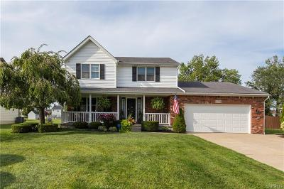 Wheatfield Single Family Home A-Active: 3715 Meadowbrook Acres