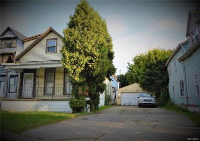 Buffalo Multi Family 2-4 A-Active: 584 West Utica Street
