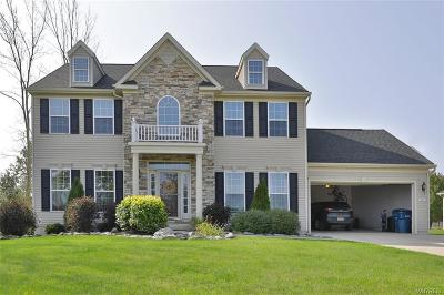 Grand Island Single Family Home A-Active: 287 Waterford Park