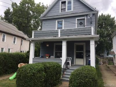 Buffalo Multi Family 2-4 A-Active: 22 Bloomfield Avenue