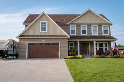 Wheatfield Single Family Home A-Active: 3415 Ashwood Drive