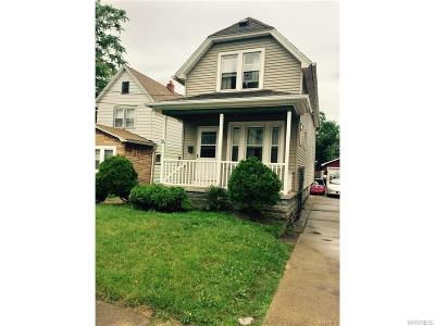 Lackawanna Single Family Home A-Active: 33 Caldwell Place
