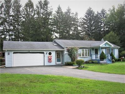 Pembroke Single Family Home A-Active: 1774 Indian Falls Road
