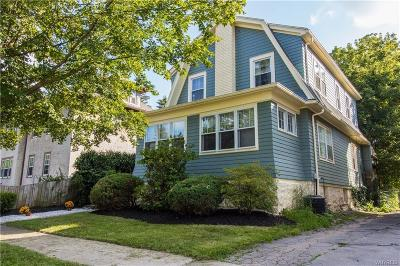 Buffalo Single Family Home A-Active: 552 Crescent Avenue