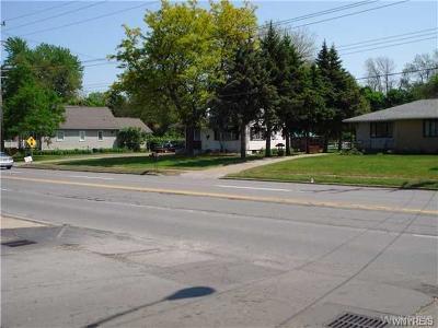Cheektowaga Residential Lots & Land For Sale: 2941 William Street