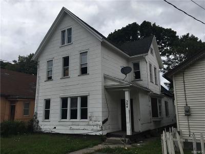 Rochester Single Family Home A-Active: 344 Clifford Avenue