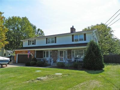 Grand Island Single Family Home A-Active: 2728 Love Road