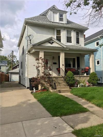 Single Family Home A-Active: 36 Parkwood Avenue