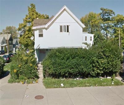 Buffalo Multi Family 2-4 A-Active: 1516 Broadway Street