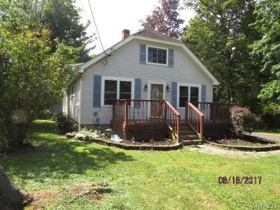 Boston Single Family Home A-Active: 7300 Boston State Road