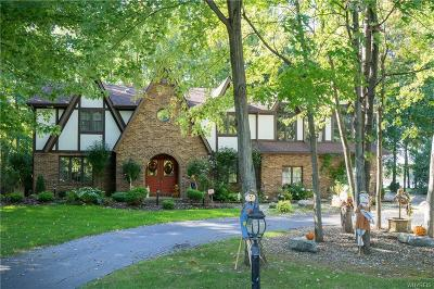 Single Family Home A-Active: 627 South Ellicott Creek Road