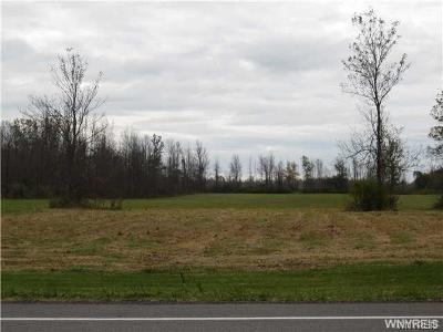 Residential Lots & Land A-Active: Genesee Street