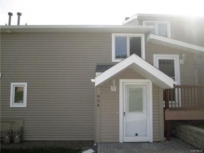 Ellicottville Condo/Townhouse A-Active: 404 Fox Ridge (Deer Crossing) Road