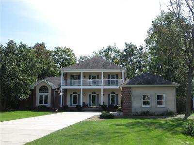 Grand Island Single Family Home A-Active: 207 Forest Creek Lane