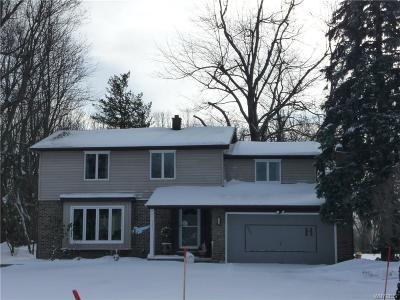 West Seneca Single Family Home A-Active: 3767 Clinton Street