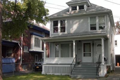 Niagara Falls Single Family Home A-Active: 2214 Niagara Avenue