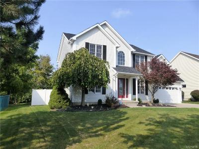 Lancaster Single Family Home A-Active: 41 Michaels Walk