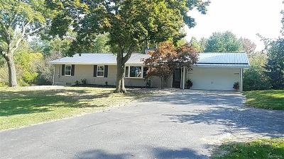 Orchard Park Single Family Home A-Active: 5801 Armor Duells Road