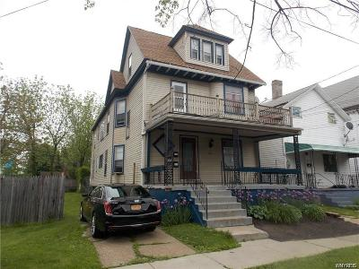 Buffalo Multi Family 2-4 A-Active: 591 West West